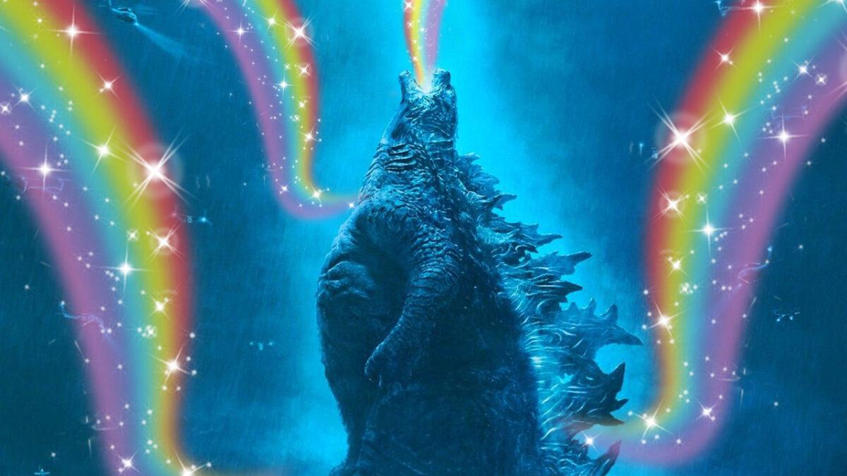 Godzilla aliado LGBT+