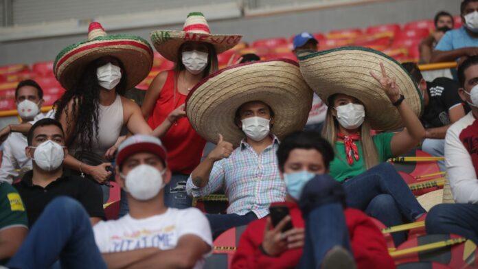 Grito homofóbico en el estadio Jalisco