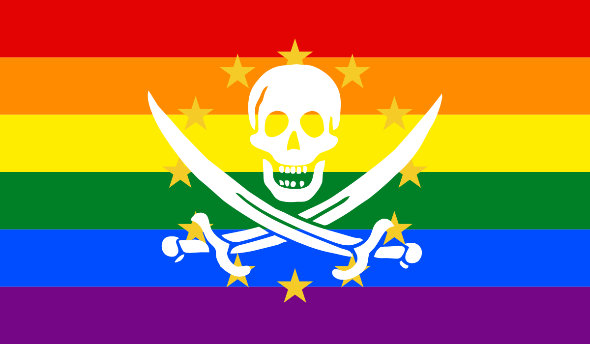 homosexualidad en los piratas