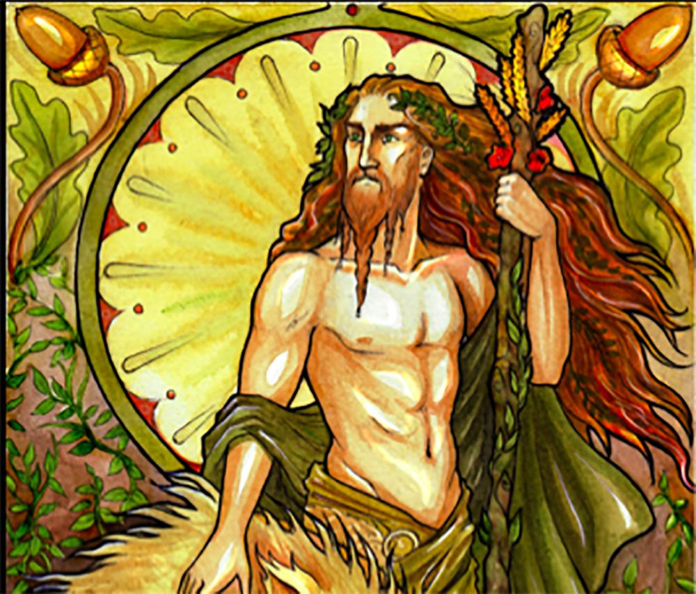 dios vikingo Freyr