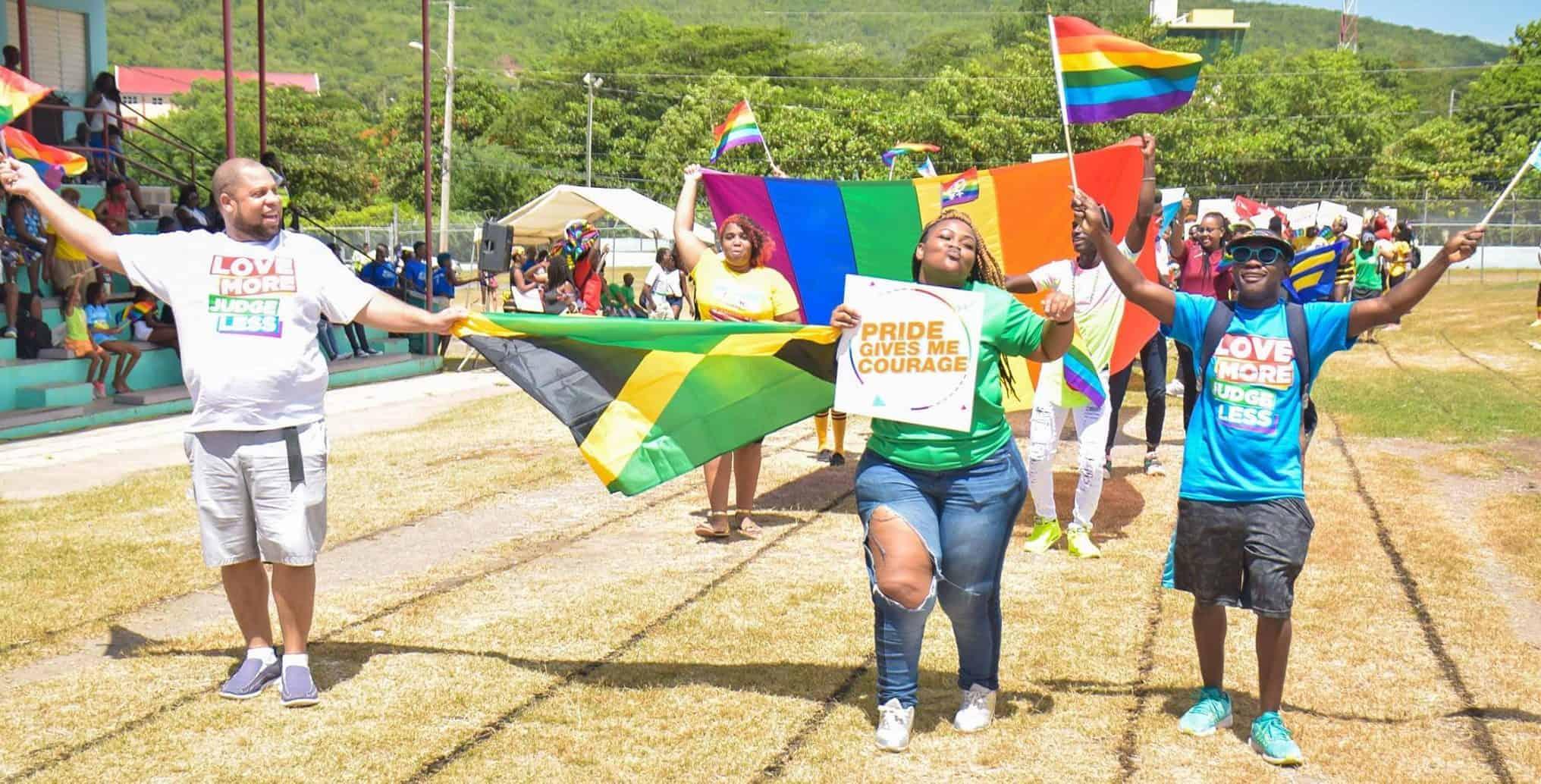 Homofobia en Jamaica