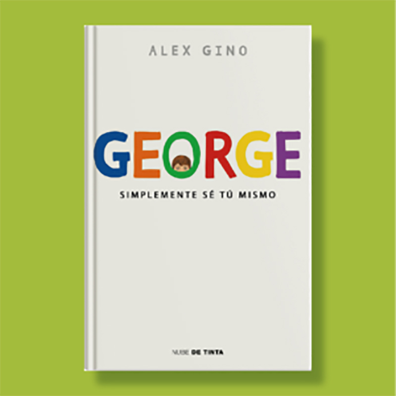 libros lgbt+ infantiles George