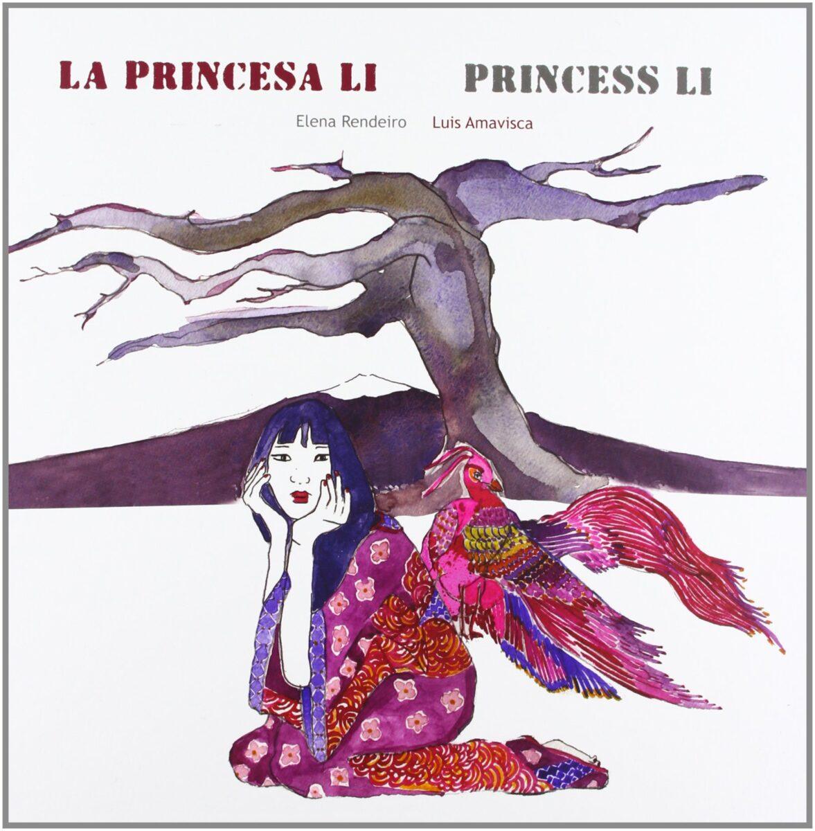 libros LGBT+ para niños princesa Li