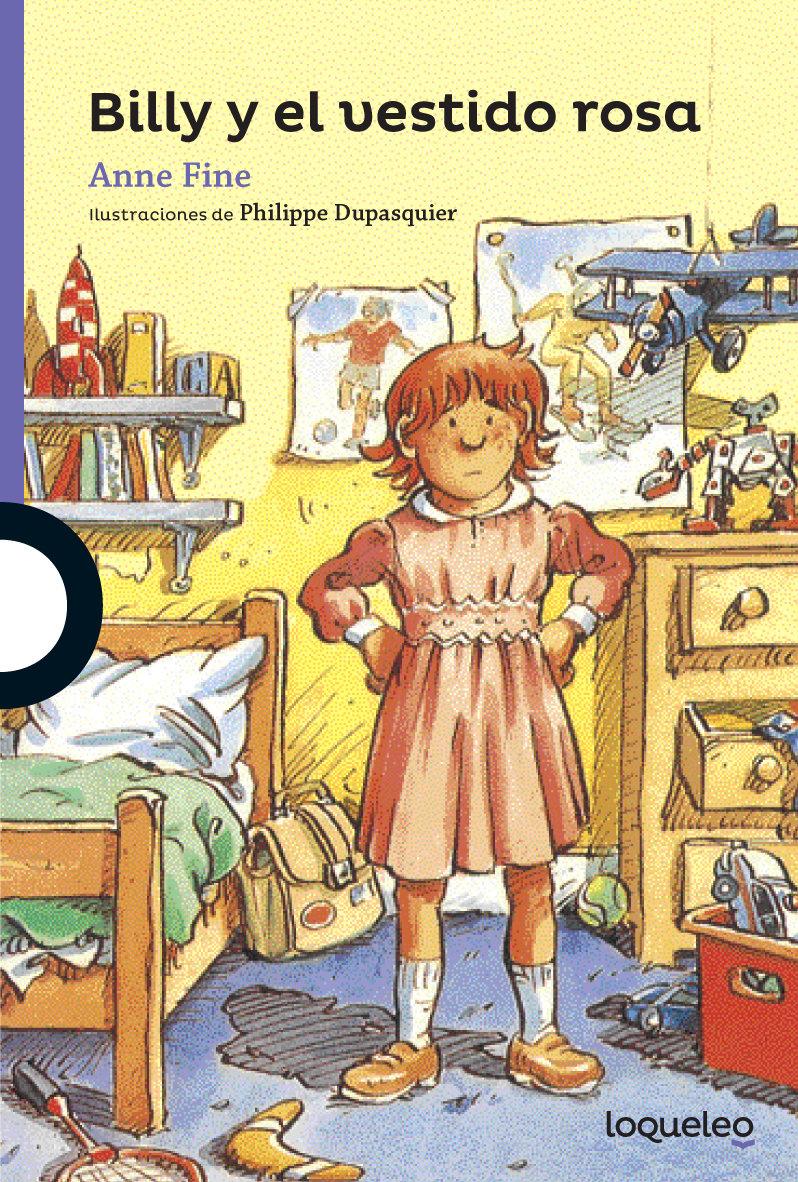 Libros LGBT+ para niños Billy
