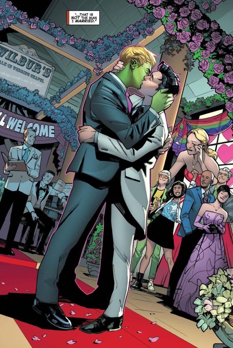 personajes LGBT+ Marvel