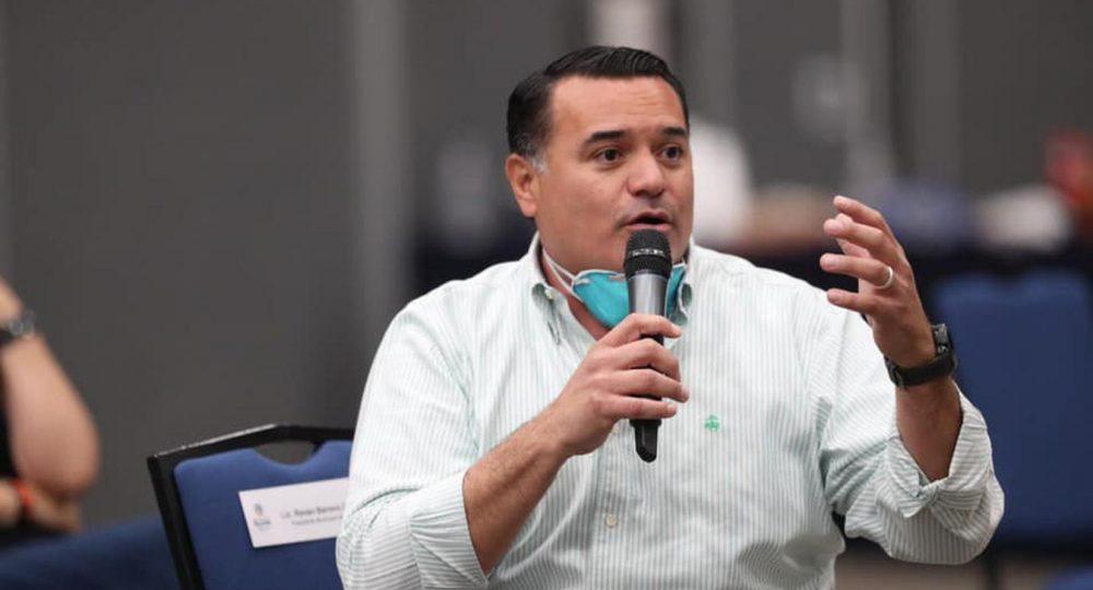 Renán Barrera no se disculpará con manifestantes LGBT+ que sufrieron represión