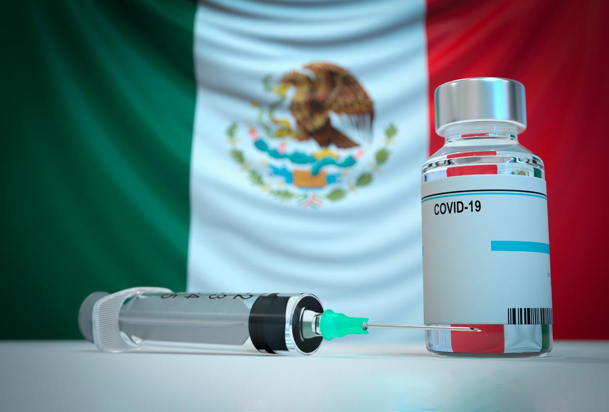 vacunación COVID-19 México