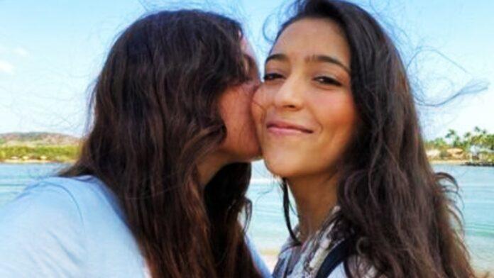Alondra Zamudio y Verónica Fonseca