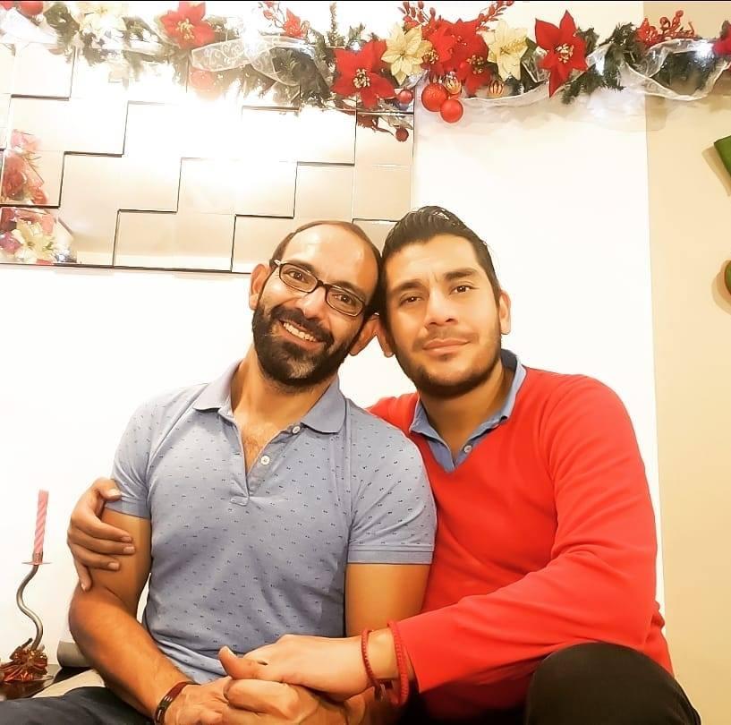 Daniel Montiel y Jonathan Zamora
