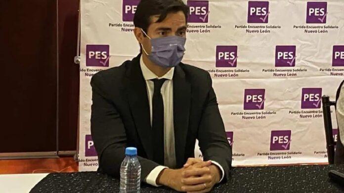 Ernesto D'Alessio diputado del PES traiciona a los LGBT+
