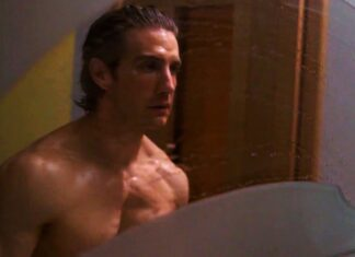 Eugenio Siller hace escenas de desnudos en ¿Quién mató a Sara?