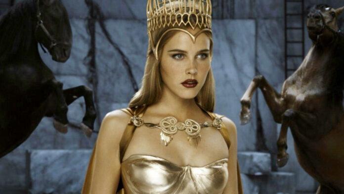diosas de la mitología que tuvieron romances lésbicos