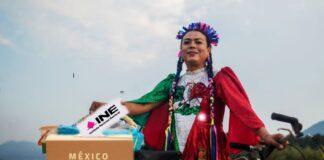 Lady Tacos Canasta participará como candidata en las elecciones de 2021