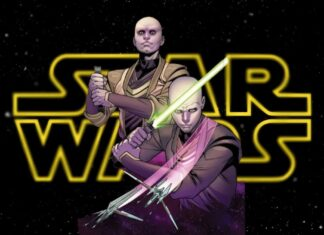 Terec y Ceret jedis trans no binarios de Star Wars