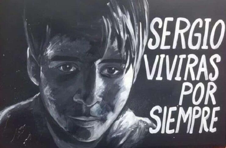 Danilo Esteban Pinzón novio de Sergio Urrego da su testimonio