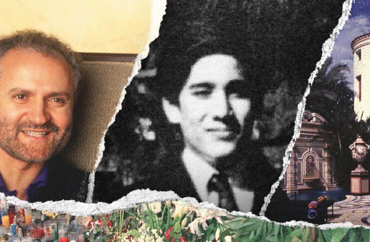 Andrew Cunanan asesino Gianni Versace