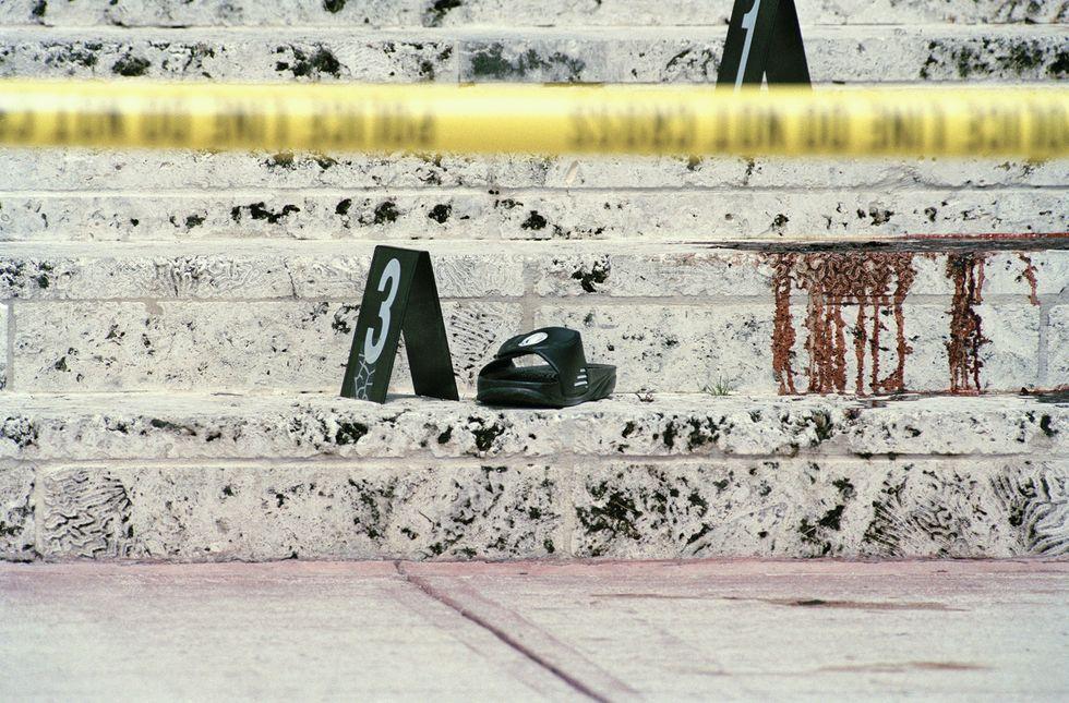 Versace asesinato