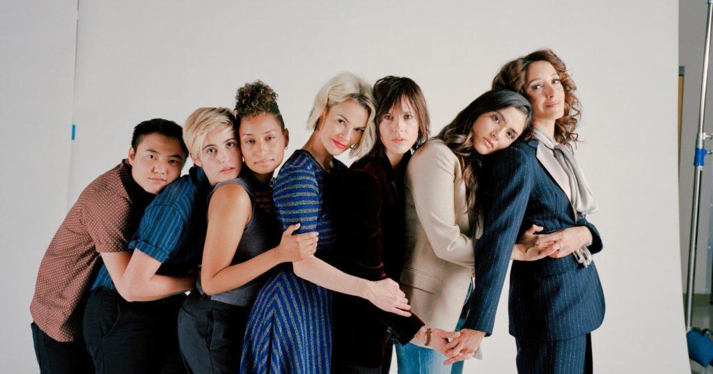 Cast de The L Word Generation Q
