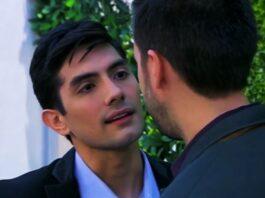 Escena gay censurada de la telenovela Eneamiga