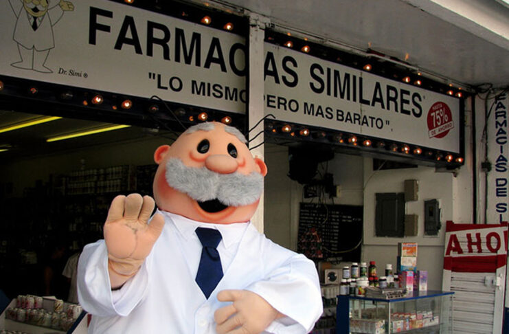 jefa homofóbica Farmacias Similares Oaxaca