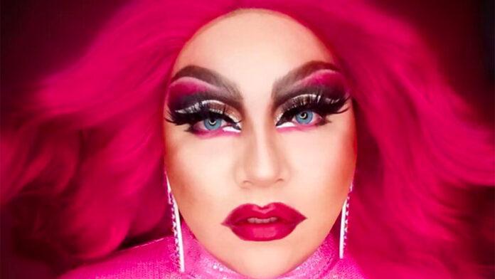 Limonada drag queen robo peluca uber