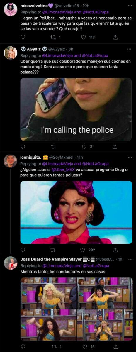 twitter limonada drag queen