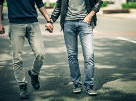 pareja gay serodiscordante