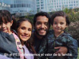 spot homofóbico y lesbofóbico del PES contra la adopción homoparental