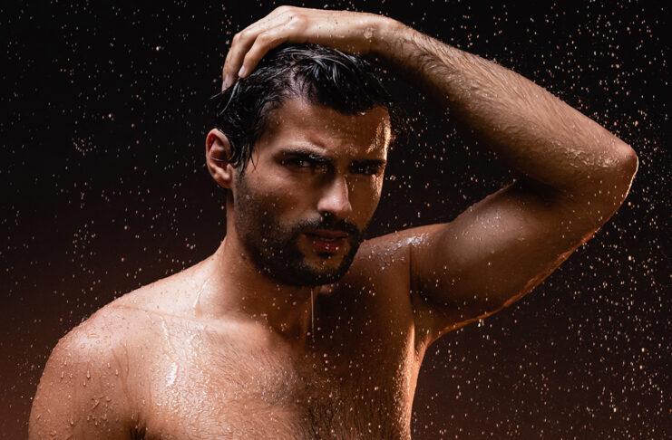 sudar sexo bueno hombre