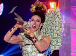 Acid Betty sumas dinero concursantes drag race