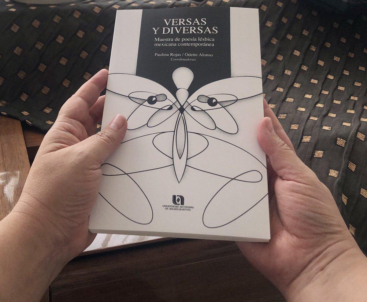 versas y diversas muestra de poesía lésbica mexicana