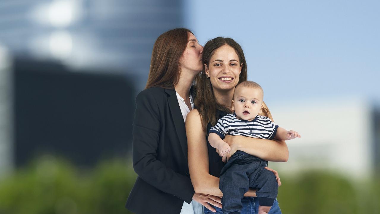 familias lesbomaternales madres lesbianas