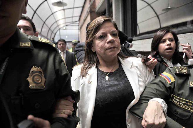 Amanda Azucena Castillo responsable del suicidio de Sergio Urrego