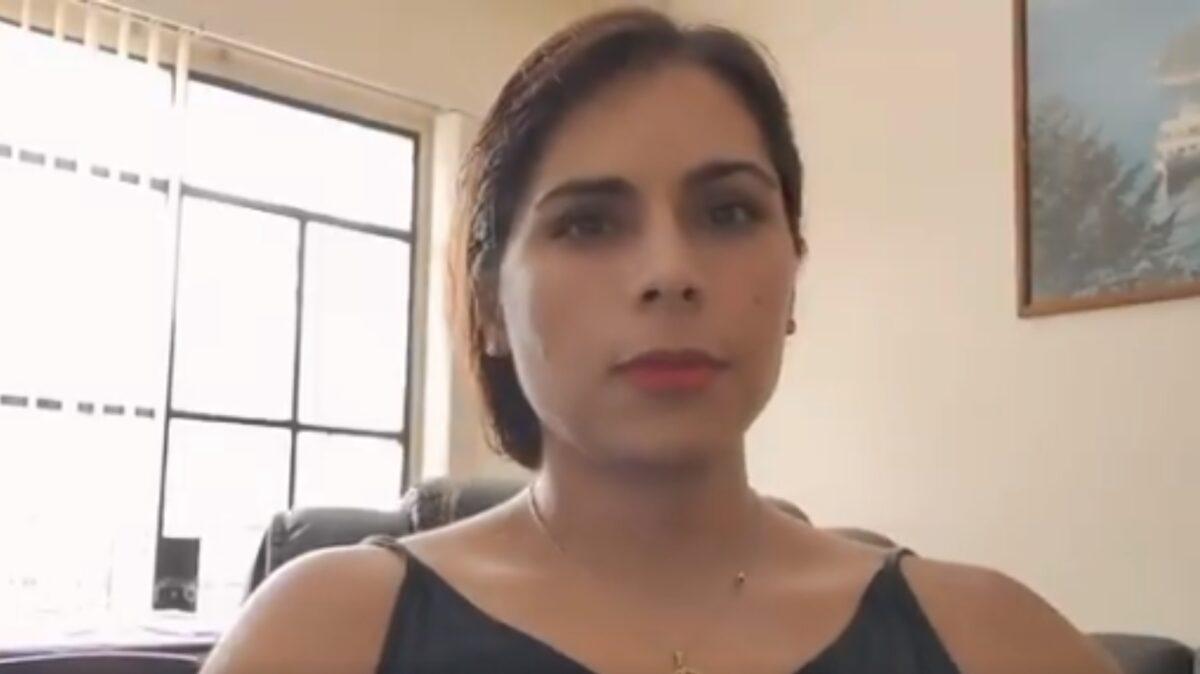 Profesora trans La Salle