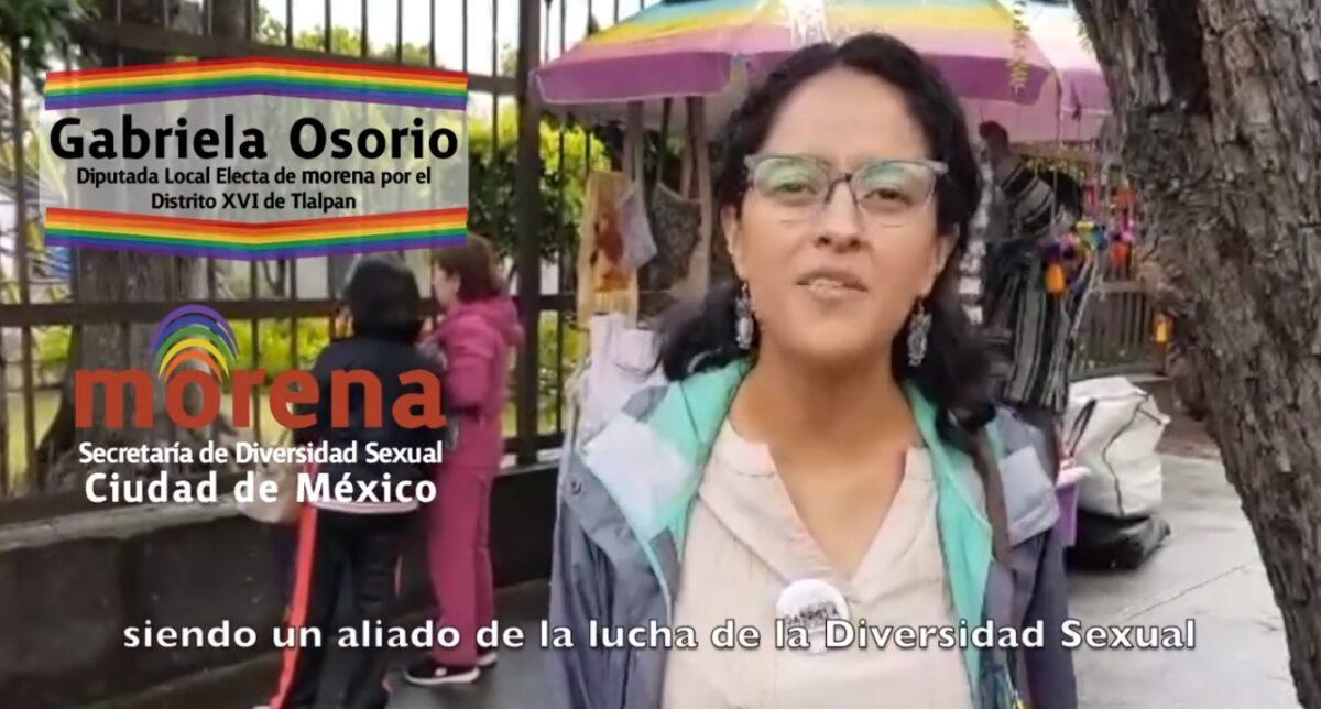 Candidatos con propuestas para la comunidad LGBT+