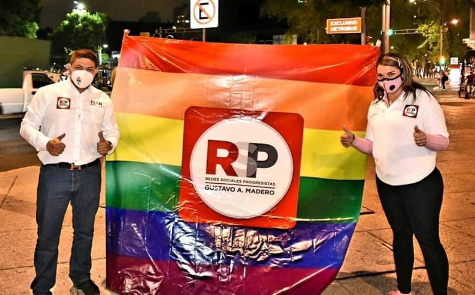 Partidos con propuestas LGBT+
