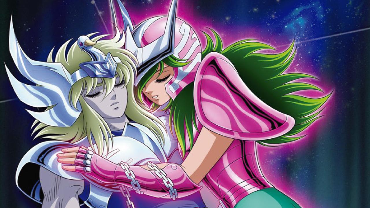 Andromeda y Cisne amor gay