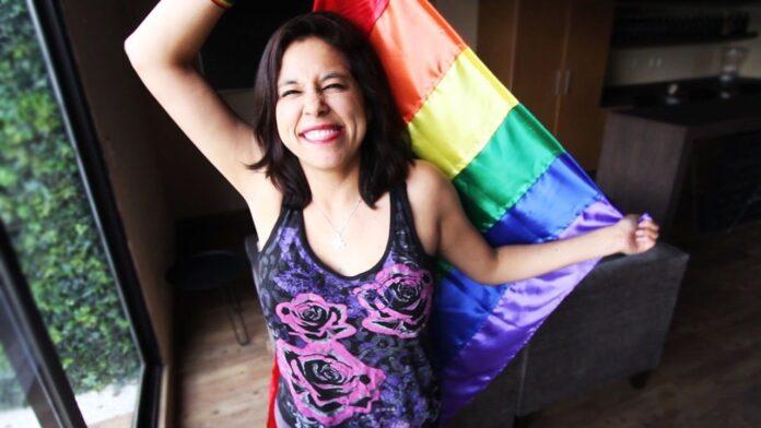 Sury Dorantes youtuber lesbiana de QieFishTV