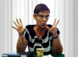 Patricia Ponce tarjetón vih veracruz