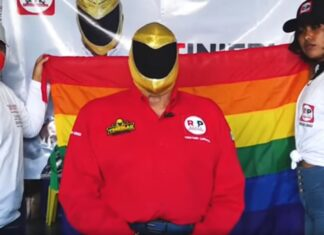 Candidato Tinieblas enmudece ante pregunta sobre derechos LGBT+