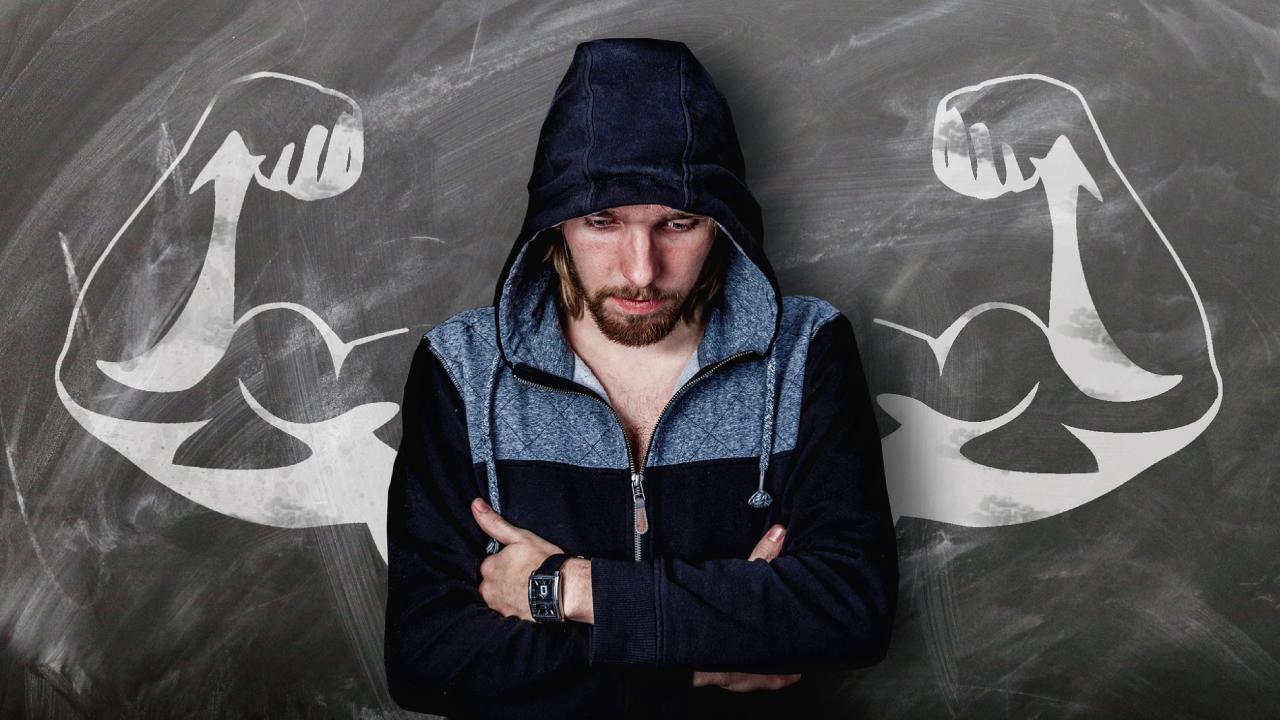 Vigorexia un problema de salud mental