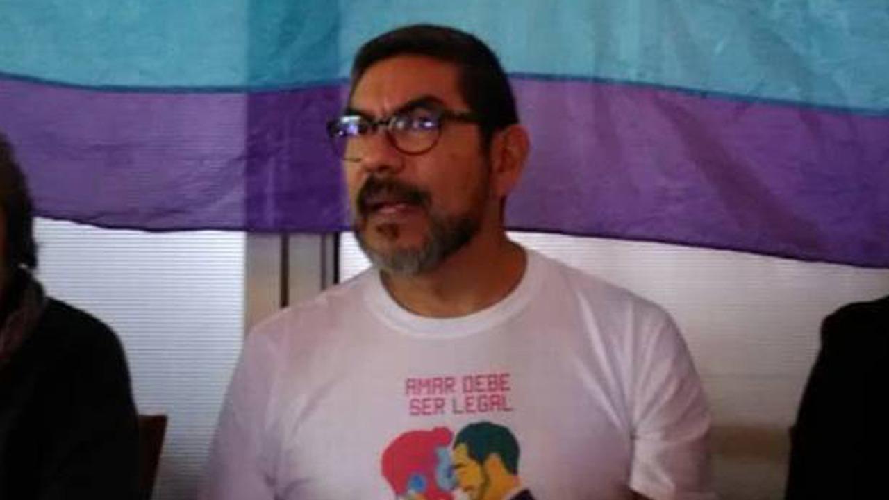Waltter López, activista LGBT+ sufre agresión homofóbica