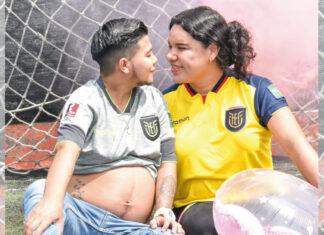 Diane Marie esposo embarazo trans