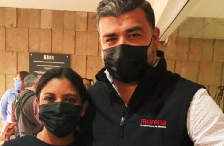 Alejandro Cabrera Acosta finge ser bisexual para registrarse como candidato