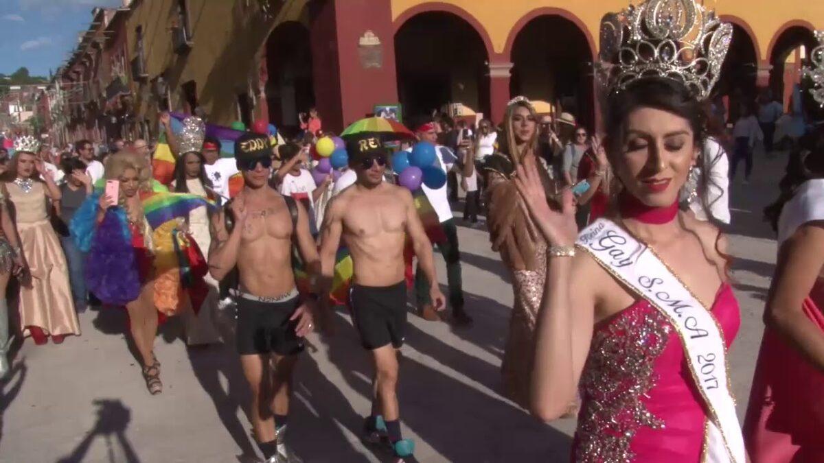 Destinos México gays San Miguel de Allende