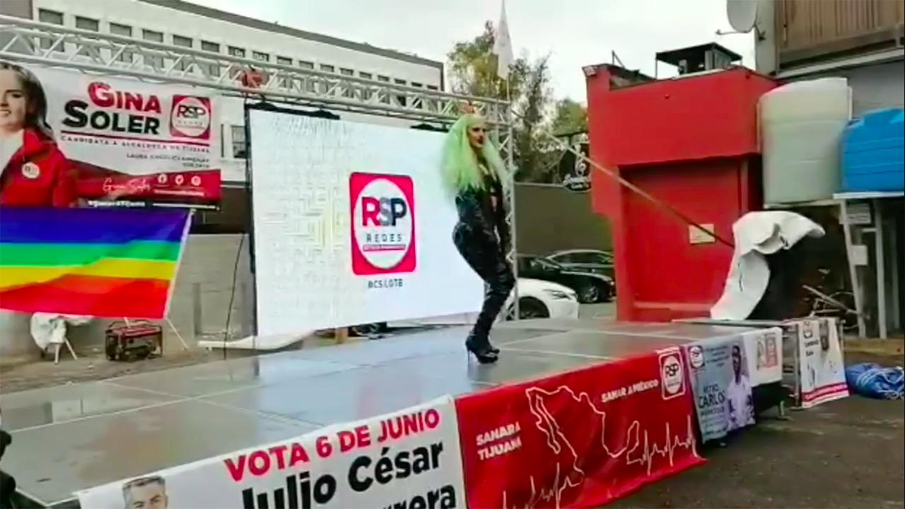 candidata drag queen tijuana