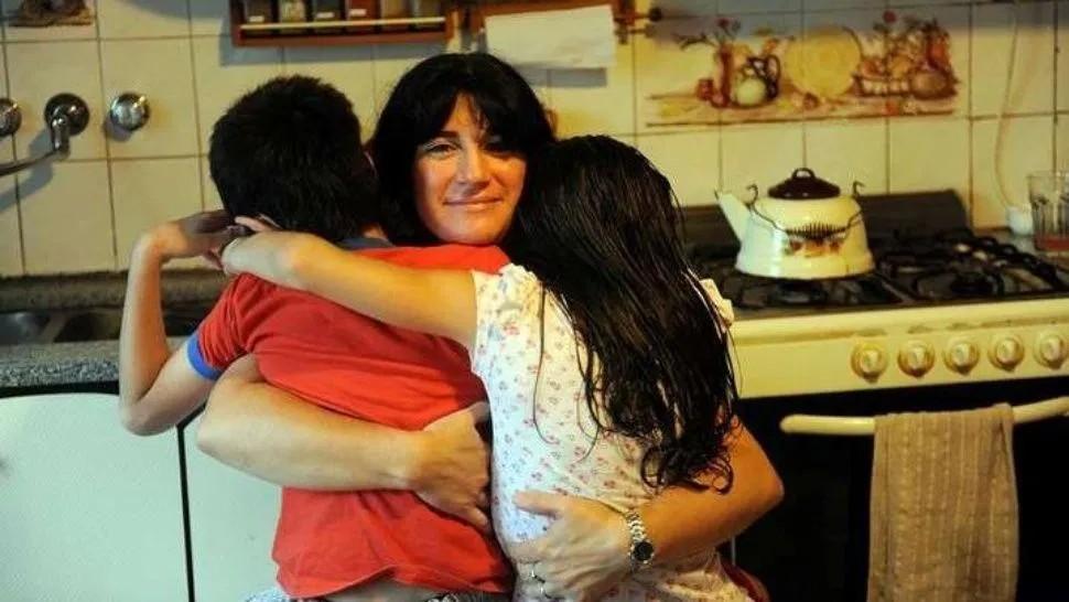 Gabriela Mansilla madres de hijos LGBT+