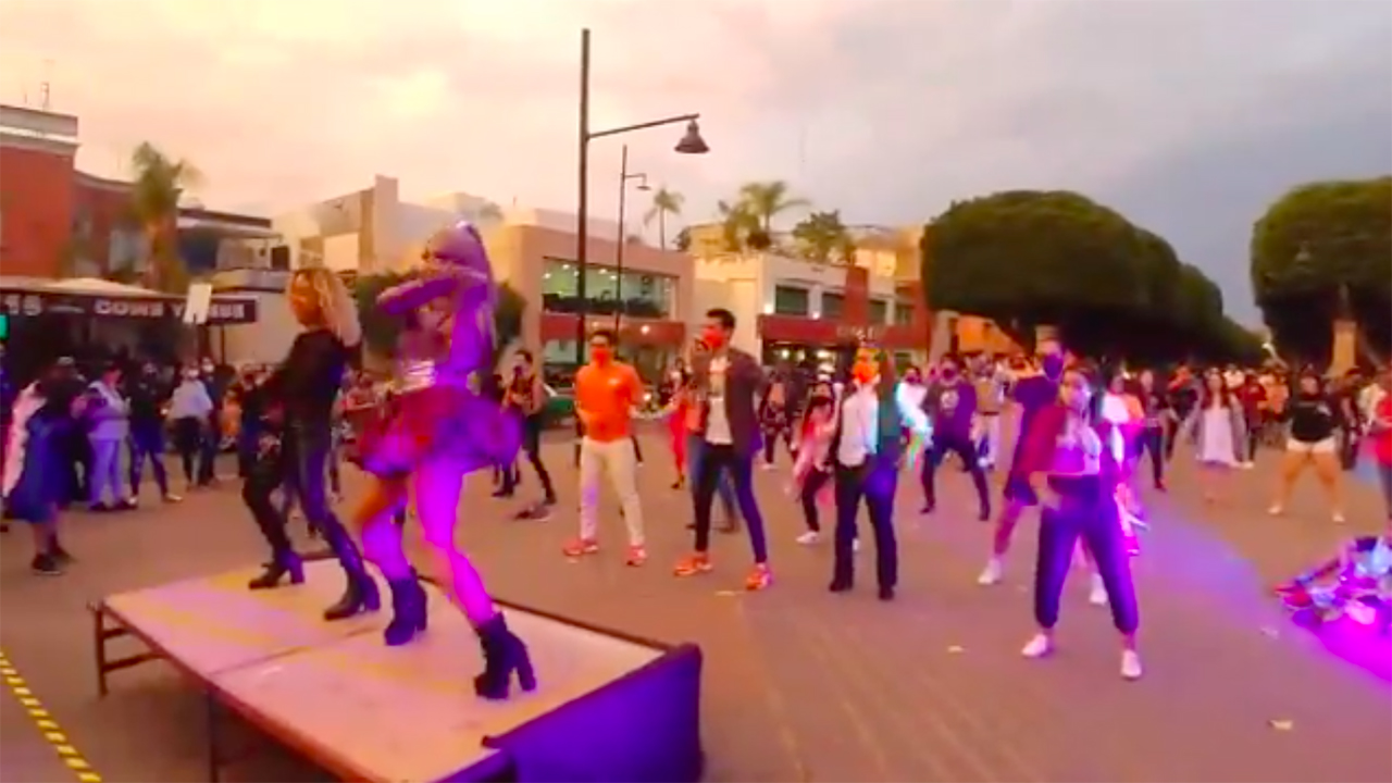 Juan pablo delgado candidato baile leon drags lady gaga