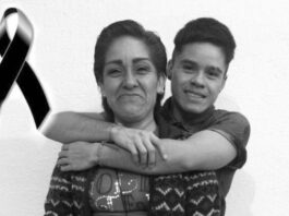 Mamá chico trans víctimas Metro