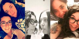 Mariana y Ana pareja lésbica que buscaba rentar